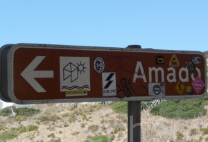 Algarve – Praia do Amado